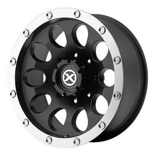 15x8 American Racing ATX Slot Black Wheel/Rim(s) 5x114.3 5 114.3 4x4.5