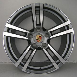 Wheels and Tires Package For Porsche Cayenne Audi Q7 VW Touareg 4NEW