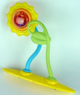 PART TOY Flower Bright Start Exersaucer Bounce Baby Activity Zone