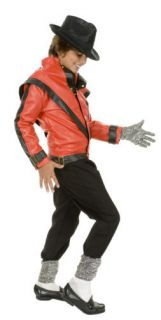 Michael Jackson Sequin Glove & Half Leg Warmer 60281