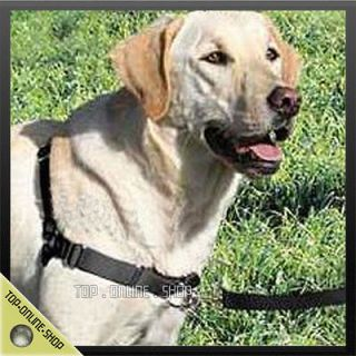 LARGE DOG NO PULL GENTLE LEADER EASY WALK TRAINING LEAD HARNESS Leash
