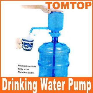 New Bottled Drinking Water Hand Press Pump Dispenser