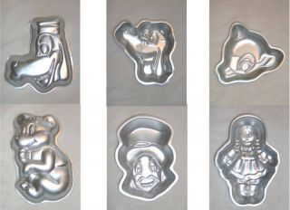Wilton Cake Pan Various Characters available