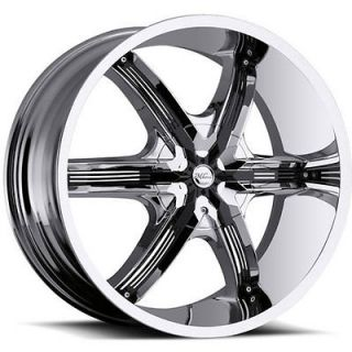 buick enclave chrome wheels