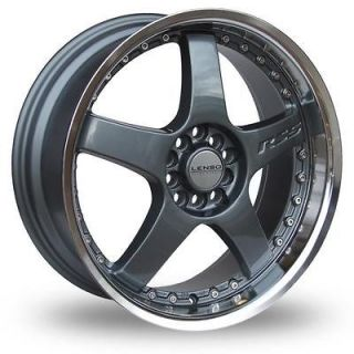 15 HONDA CONCERTO Lenso RS5 Alloy Wheels Only