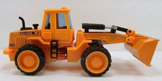 Welly Diecast model Construction truck vehicle bulldozer Front End