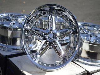 VCT Wheels Rims 5x115 Chrysler 300 Rwd Dodge Challenger Srt8 Magnum