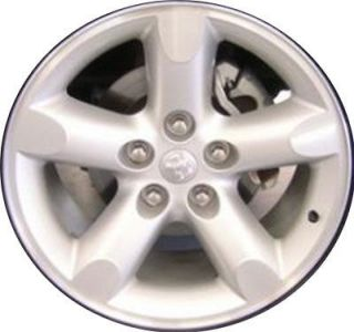 20 Alloy Wheels for 2002 08 Dodge Ram 1500 New Set 4
