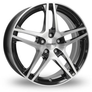 Dezent RB Alloy Wheels & Nankang SP 5 (M+S Rated) Tyres   DODGE NITRO