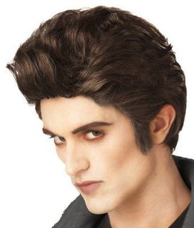 Newly listed Love First Bite Twilight Edward Vampire Men Costume Wig