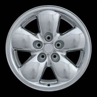 20 Chrome Clad Alloy Wheels Fits 2002 2011 Dodge Ram 1500   New   Set