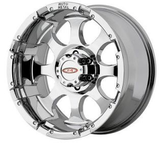 20x10 Moto Metal MO955 Chrome Wheel/Rim(s) 6x139.7 6 139.7 6x5.5 20 10