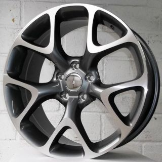 Astra GTC 1 4L Turbo 2010 on Y Spoke Gun Pol Alloy Wheels 5x105