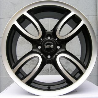 17 17x7 Alloy Wheels Rims for 2003 2011 Mini Cooper s Clubman JCW 4