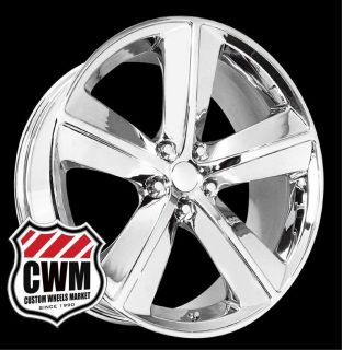 Challenger SRT8 Replica Chrome Wheels Rims for Magnum 2005 2008