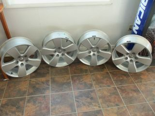 20 Dodge RAM 4x4 1500 Factory Wheels 2009 20012