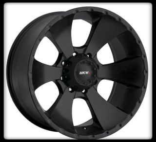 OFFROAD M19 BLACK RIMS TOYO 35x12 50x20 OPEN COUNTRY AT2 TIRES WHEELS