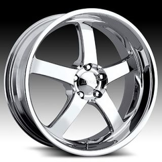 335 Dodge Charger Magnum 300C Hemi Explorer Chrome Wheels Rims