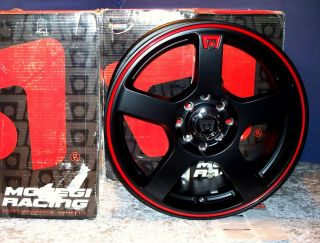 Racing 16x7 Performance Tuner Wheels for Honda,Toyota, Nissan, Etc