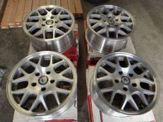 15 American Racing Custom Wheels Rims Set of 4