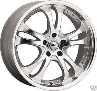 16 American Racing Casino Wheels Rims 16x7 5x115 42mm