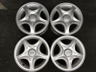 14 Hyundai Elantra Wheels Factory 99 00 Alloy Stock Rims 1999 2000