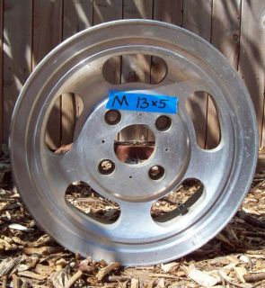 Orig Factory OEM Ford Mustang Wheel Rim Maverick Pinto 13 Inch Hot Rod