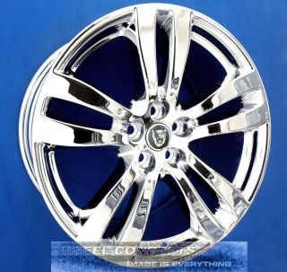 XJL TOBA 19 INCH CHROME WHEEL EXCHANGE XJ L FACTORY OEM 19 TOBIA RIMS