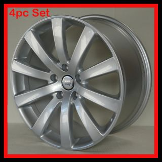 21 Wheels Set of 4 Fits Porsche Cayenne Panamera Audi Q7 VW Touareg