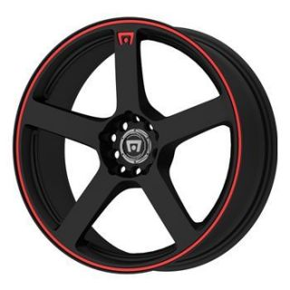 16 in Wheels Rims Cobalt Honda Civic Fit Chevy Cobalt 4 Lug Motegi