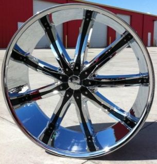 24 DW29 Wheels Rims Tires 5x120 BMW 740 750 745 Li 650 x5 Monte Carlo