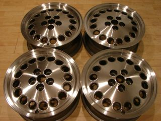 15 Shelby GLH GLS Turbo Dodge Omni Charger Daytona Wheel Rims Nicer