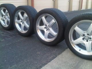 21 GL550 Mercedes AMG OEM Factory Original Wheels and Tires