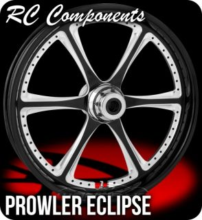 RC Components Eclipse 23 x 4 0 Prowler Wheels Tires Harley FLH FLTR