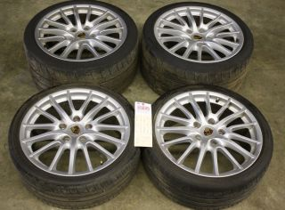 911 997 Carrera 4 4S Sport Design Wheels Rims Set 8x19 11x19