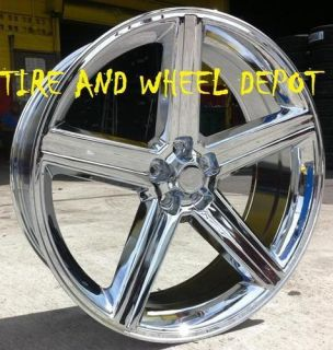 24 INCH IROC RIMS WHEELS AND TIRES MONTE CARLO CUTLASS IMPALA EL