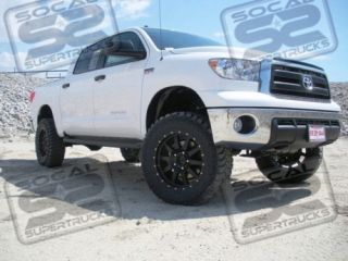 20 METHOD RACE WHEELS 2007 2012 TOYOTA TUNDRA 20X9 BLACK 5X150 NEW SET