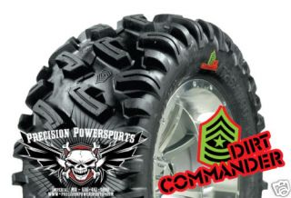 27 GBC Dirt Commander ATV Mud Tires 4 14 Wheels