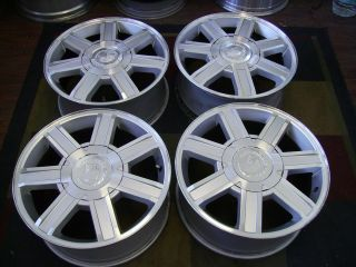 Cadillac Escalade 18x8 Factory 6 Lug Alloy Wheels Rims 5303