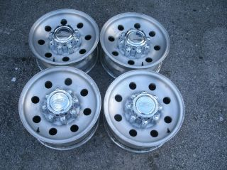 04 16 Ford F250 F350 Excursion 16 OEM Wheels Factory Rims 8 lug Alloy