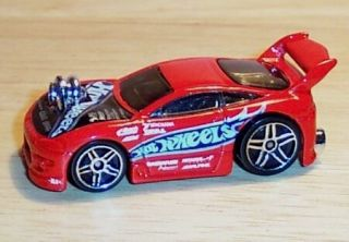 Hot Wheels Mitsubishi Eclipse Street Rod 2002
