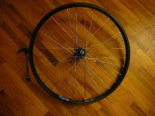 WTB Dual Duty Black 26 32 Hole Rim 6 Bolt Disc 8 9 Speed Rear Wheel w