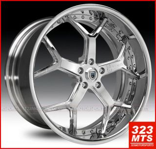 24 inch Rims Wheels asanti AF164 BMW 7 Series Rims BMW 740i 750i 760i