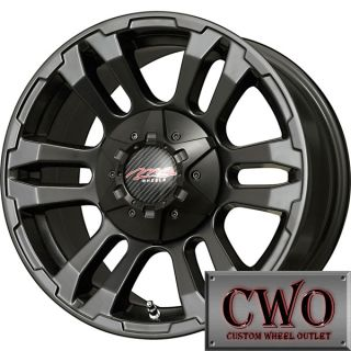 16 Black MB TKO Wheels Rim 5x135 5 Lug Ford F150 F 150 Expedition