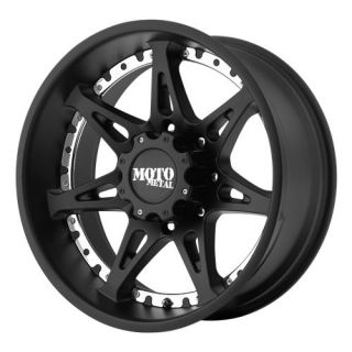 18 inch 6x5 5 Black wheels rims Moto 961 Chevy Suburban Gmc Tahoe 1500
