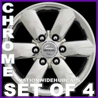 Chrome Wheel Skins Rim Caps Covers Simulator 6SPOKE Alloy Rims