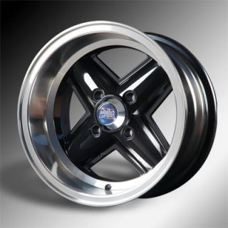 13x7 Revolution Style Alloy Wheels Ford Escort Capri