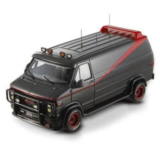 Team Classic Van Hot Wheels Elite 1 43 Scale Vehicle by Mattel
