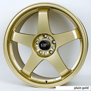 Rota P 45F 17x7 5 5x114 3 ET45 73 1 Gold Rims Wheels