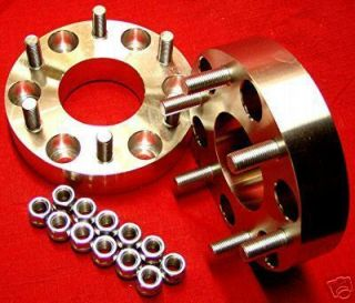 Wheel Spacers Adapters 6 Lug Chevy GMC Truck Tahoe